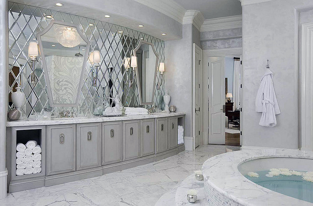 Bathroom Created By Habachy Design